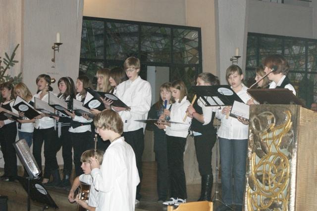 Adventskonzert 7.12.2008